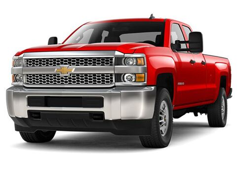 New Chevrolet Silverado 2500HD in Hughes