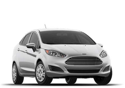 New Ford FIESTA in