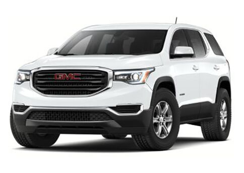 New GMC Acadia in