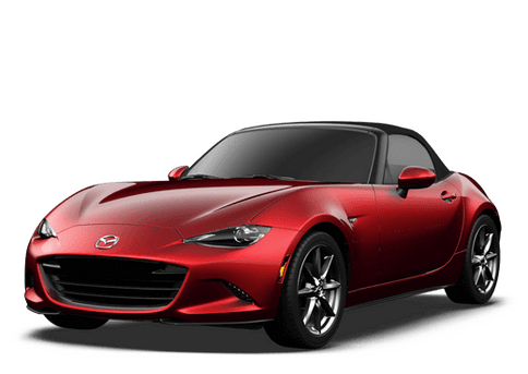 New Mazda Miata in