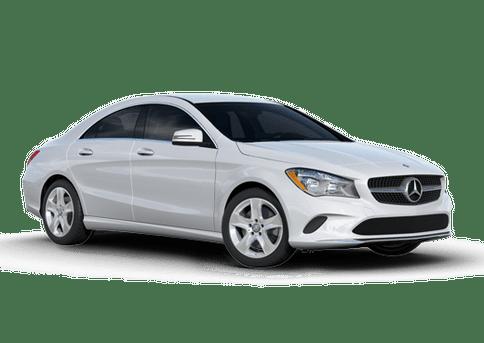 New Mercedes-Benz CLA in San Juan