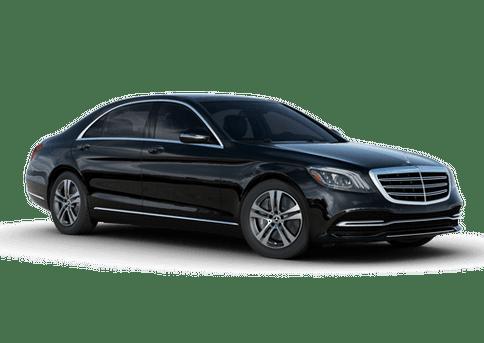 New Mercedes-Benz S in San Juan
