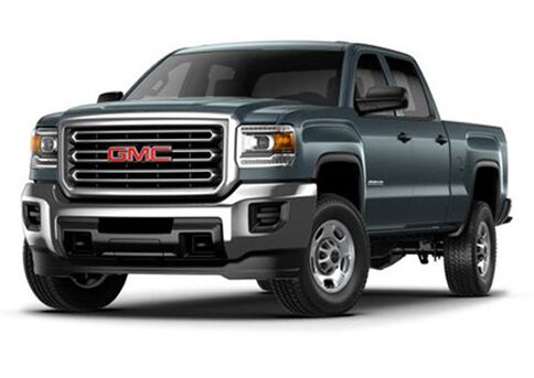 New GMC Sierra 2500HD in