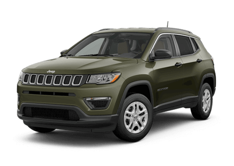 New Jeep Compass in Paris