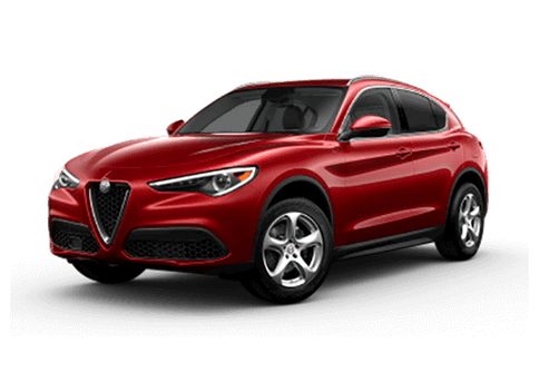 New Alfa Romeo Stelvio in