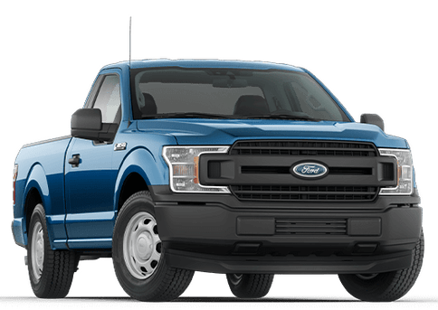 New Ford F-150 in Paris