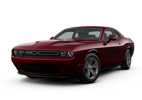 New Dodge Challenger in Paris