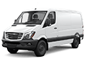 New Sprinter 4x2 Cargo Van in Anchorage