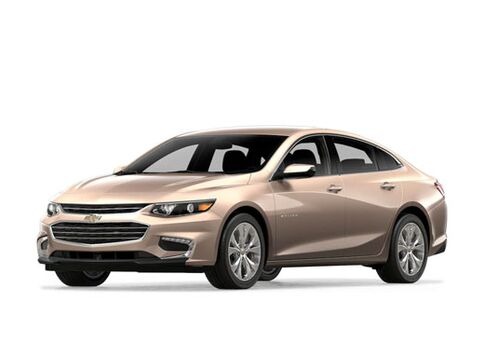 New Chevrolet Malibu in Milwaukee