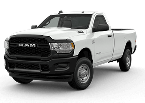 New Ram 3500 in 100 Mile House