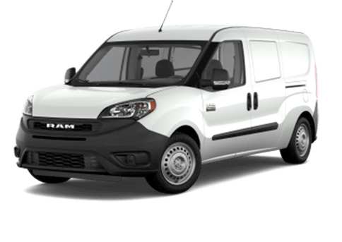 New Ram ProMaster City in Paris