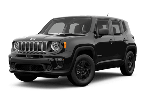 New Jeep Renegade in Quesnel