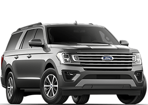 New Ford Expedition Max in Paris