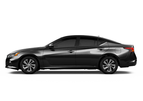 New Nissan Altima in