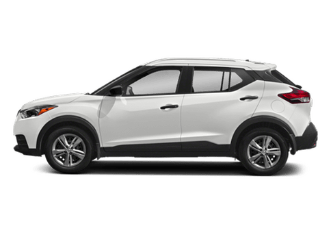 New Nissan Kicks in