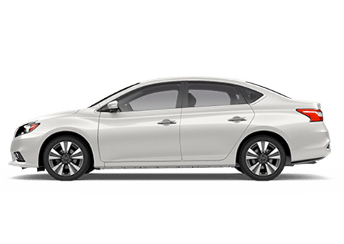 New Nissan Sentra in