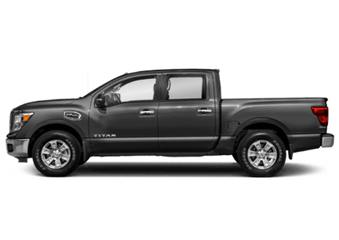 New Nissan Titan in