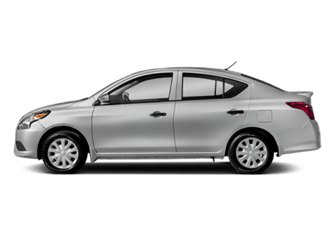 New Nissan Versa Sedan in