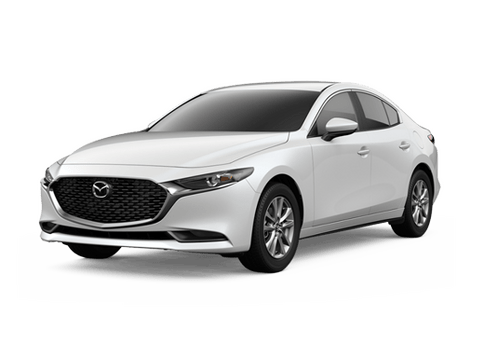 New Mazda Mazda3 Sedan in