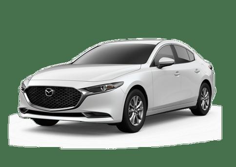 New Mazda Mazda3 in