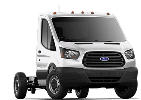 New Ford Transit Chassis in