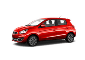 New Mitsubishi Mirage at Raynham