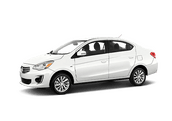 New Mitsubishi Mirage G4 at Raynham
