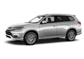 New Mitsubishi Outlander PHEV at Raynham