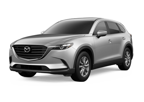 New Mazda CX-9 in
