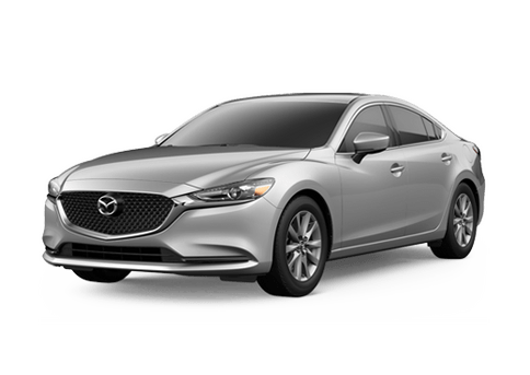 New Mazda Mazda6 in