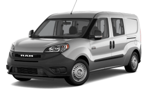 New Ram ProMaster City Cargo Van in