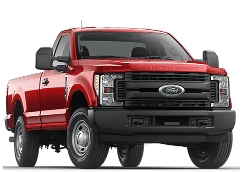 New Ford F-250SD in Paris