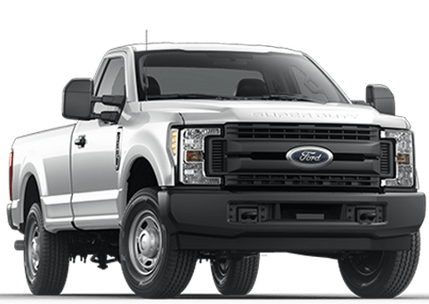 New Ford F-350SD in Paris