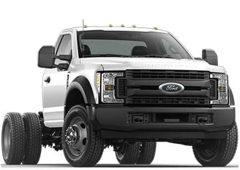New Ford F-550SD in Paris