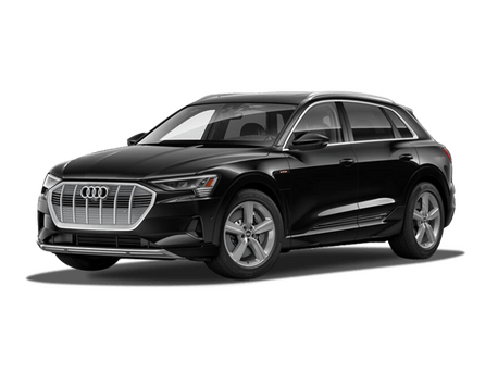 New Audi e-tron in Windsor