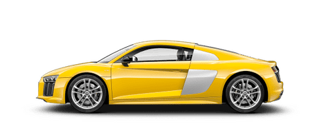 New Audi R8 in Windsor