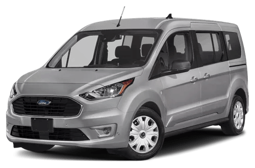 New Ford Transit Connect in Paris