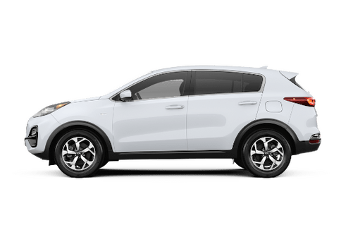 New Kia Sportage in Fort Worth