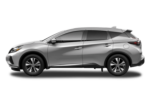 New Nissan Murano in