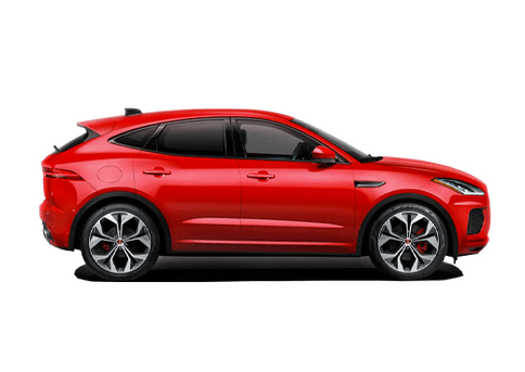 New Jaguar E-PACE in San Juan