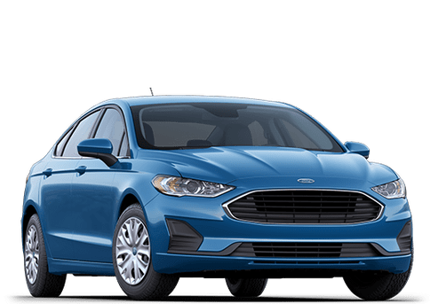New Ford Fusion in