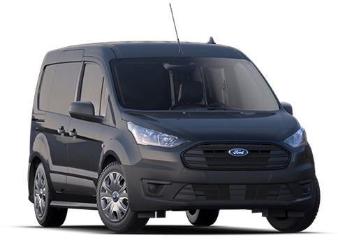 New Ford Transit Connect in