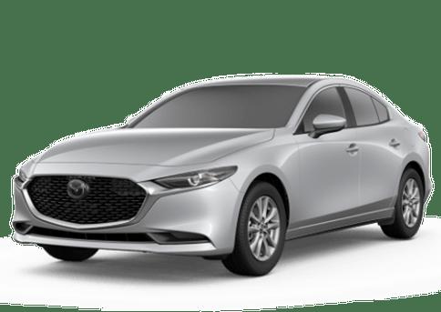 New Mazda Mazda3 Sedan in