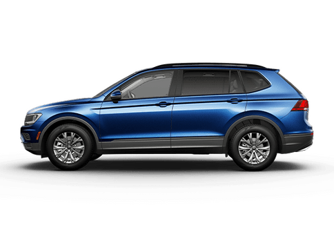New Volkswagen Tiguan in