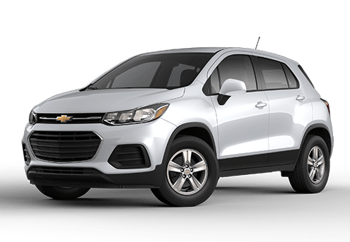 New Chevrolet Trax in Monticello