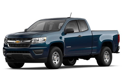 New Chevrolet Colorado in Monticello