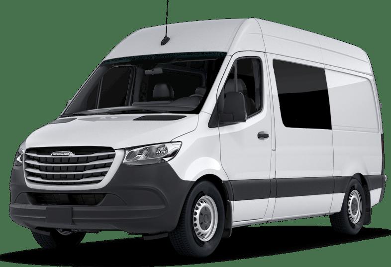 New Freightliner Sprinter Crew Van Milton, VT
