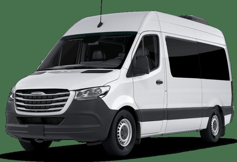 New Freightliner Sprinter Passenger Van Milton, VT