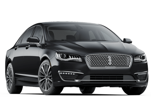 New Lincoln MKZ in