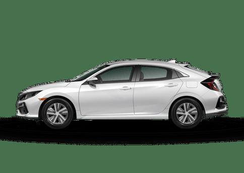 New Honda Civic Hatchback in El Paso